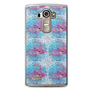 Clouds 3 LG G4 Transparent Edge Case - Clouds Collection
