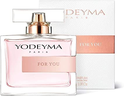 Profumo Donna Yodeyma FOR YOU Eau De Parfum 100 ml