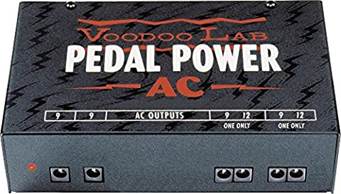 Voodoo Lab Pedal Power AC Isolated Power Supply - Voodoo Labs Cables