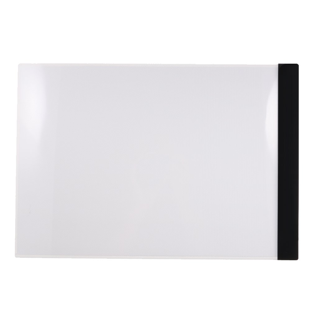 Jili Online A4 LED Light Box 9x12 Inch Light Pad Ultra-thin USB Power Light Table for Tracing
