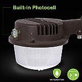 Hykolity LED Barn Light 40W, 4400lm Dusk to Dawn