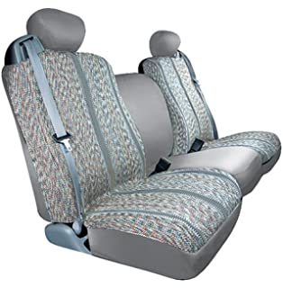 Saddleman Custom Made Front Bench Backrest Seat Cover