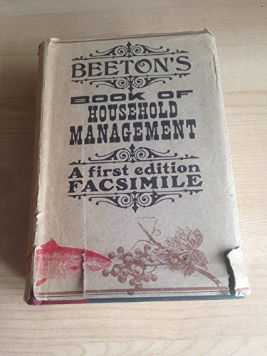 Beeton's Book of Household Management: A First Edition Facssimile by Farrar Straus Giroux