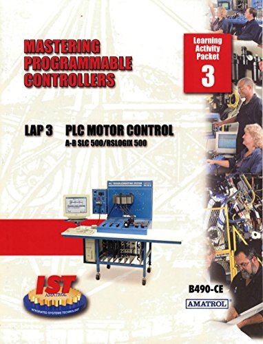 PLC MOTOR CONTROL A-B SLC 500/RSLOGIX 500 for sale  Delivered anywhere in USA