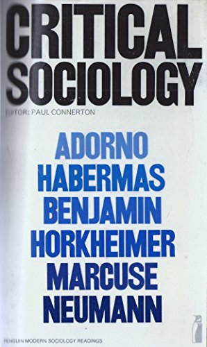 Critical Sociology: Selected Readings
