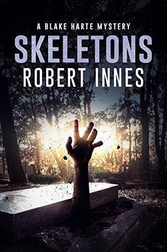 Skeletons (The Blake Harte Mysteries Book 7)