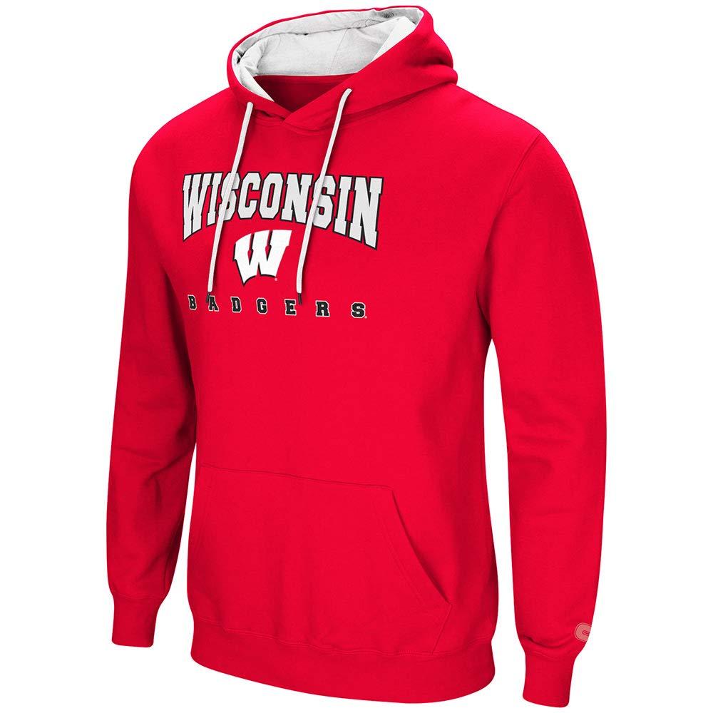 Colosseum Florida State Seminoles NCAA Playbook Pullover Hooded Mens Sweatshirt Garnet