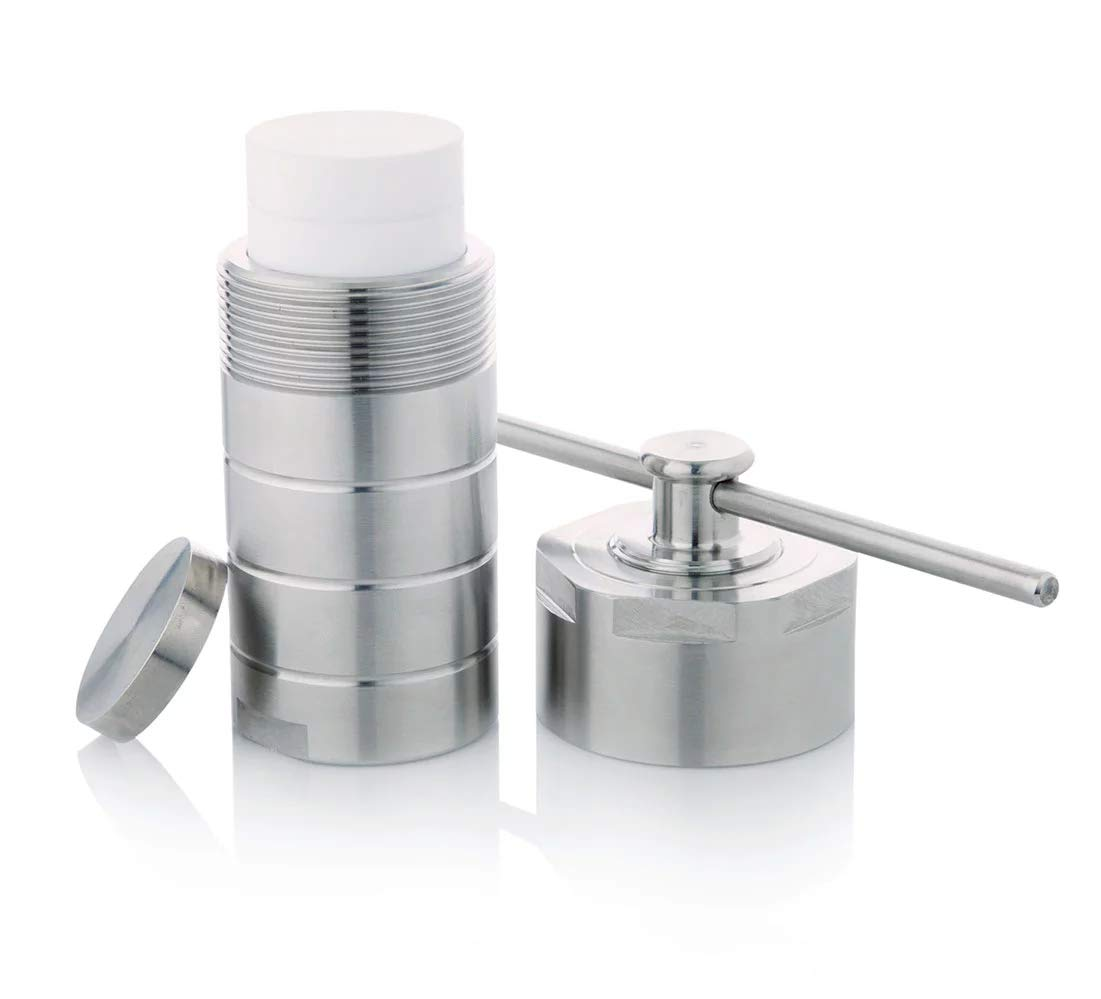 Customizable Hydrothermal Synthesis Autoclave Reactor with PTFE Lined Vessel for lab 200ml