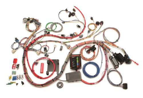 Fuel Injection Wire Harness (Painless 60524 Fuel Injection Wiring)