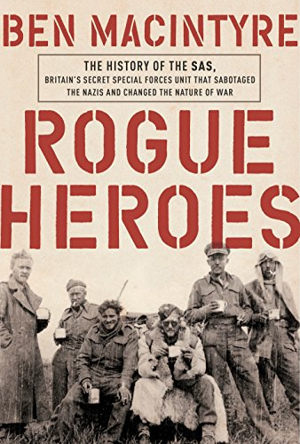 Rogue Heroes: The History of the SAS, Britain's Secret Special Forces Unit That Sabotaged the Nazis and Changed the Nature of War (Black Unit Tv Small)