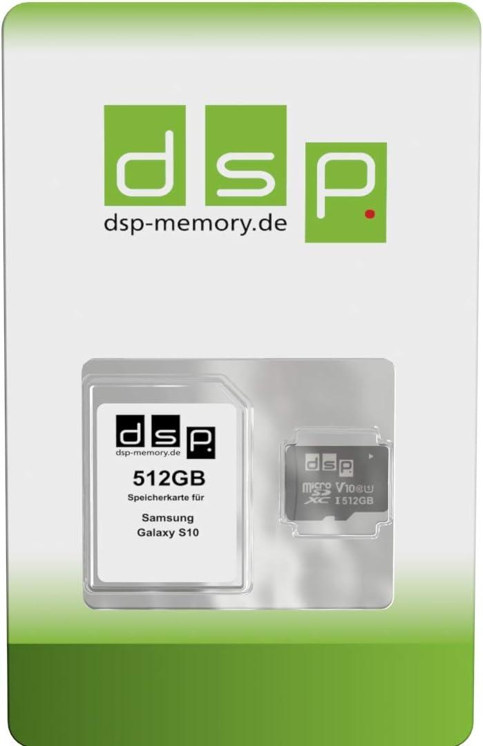 Dsp Memory 512gb Speicherkarte Für Samsung Galaxy S10 Computer Zubehör