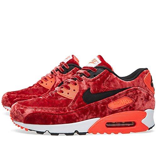 Nike Air Max 90 Jubiläum Herrenschuhe 725235 Turnschuhe Schuhe rot
