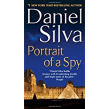 By Daniel Silva Portrait of a Spy (Gabriel Allon) (Reprint) [Mass Market Paperback]