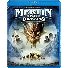 Merlin & The War of the Dragons [Blu-ray] (2010)