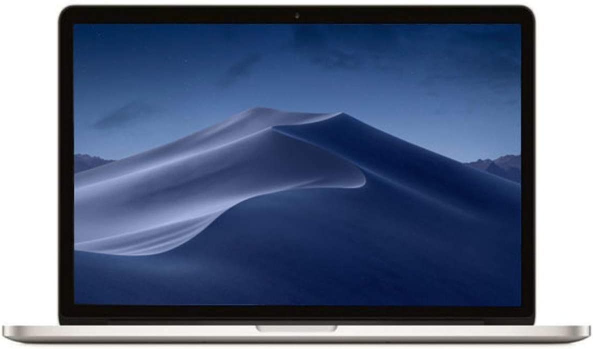 Apple 15in MacBook Pro, Retina, Touch Bar, 2.9GHz Intel Core i7 Quad Core, 16GB RAM, 512GB SSD, Silver, MPTR2LL/A (Renewed)