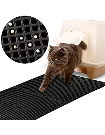 Amazon Fr Tapis Pour Bac A Litiere Animalerie