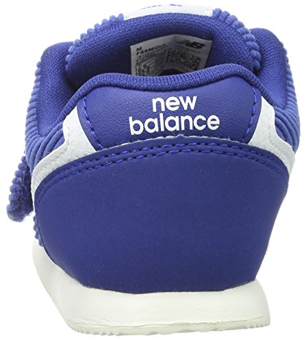New Balance Unisex-Kinder Fs996 Sneaker Blau (Blue)