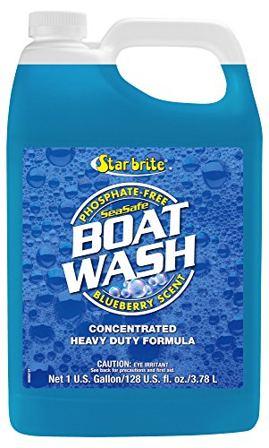 Sea Safe Wash - Star brite Concentrated Boat Wash - Biodegradable, Phosphate-Free