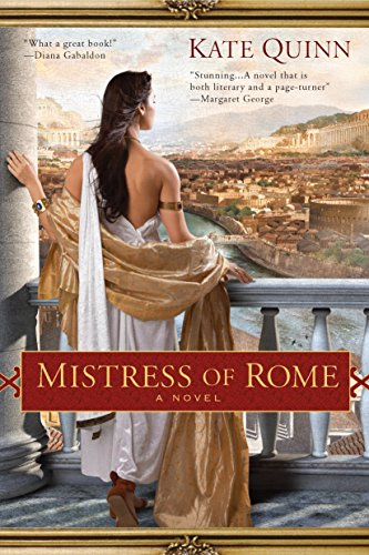 Book cover from Mistress of Rome (Empress of Rome) by Kate Quinn