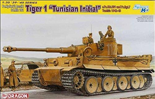 Dragon 1:35 Pz.Kpfw.VI Ausf.E Sd.Kfz 181 Tiger I Tunisian for sale  Delivered anywhere in USA