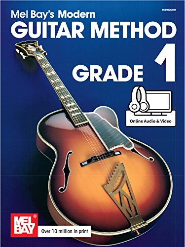 Modern Guitar Method Grade 1 (Guitar Method Book)