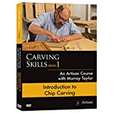 Introduction to Chip Carving: An Artisan Course with Murray Taylor