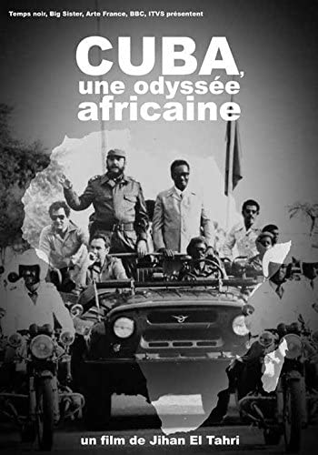 Amazon.com: Cuba: An African Odyssey (TV) POSTER Movie (11 x 17 Inches -  28cm x 44cm) (2007) (French Style A): Posters & Prints