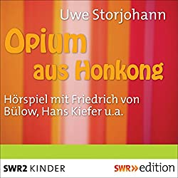 Opium aus Hongkong
