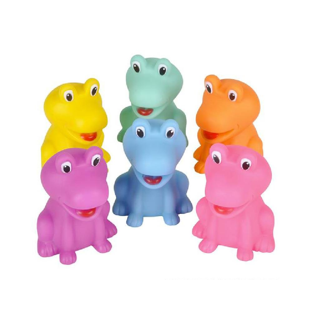 2'' Rubber Frogs