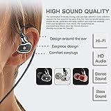 PHOINIKAS Stereo in-Ear Headphones, Earbud