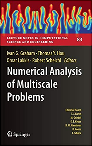 Numerical Analysis of Multiscale Problems (Lecture Notes in