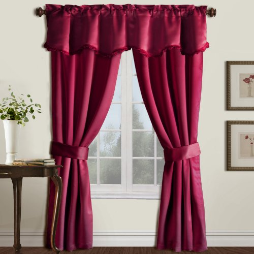 American Curtain and Home Wilmington 5-Piece Window
