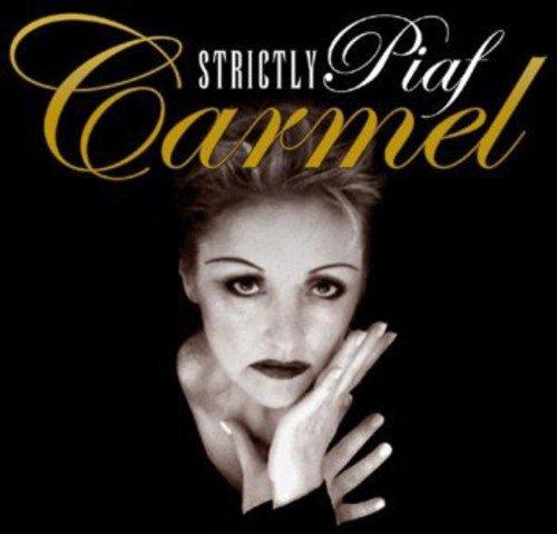 CD : Carmel - Strictly Piaf (CD)
