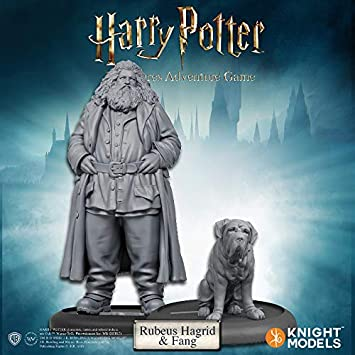 Knight Models Harry Potter: Rubeus Hagrid (KNG-HPMAG09 ...
