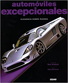 Automoviles Excepcionales Exceptional Cars Spanish