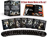Universal Classic Monsters: Complete 30-Film Legacy Collection [Blu-ray]