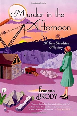 book cover of Murder in the Afternoon
