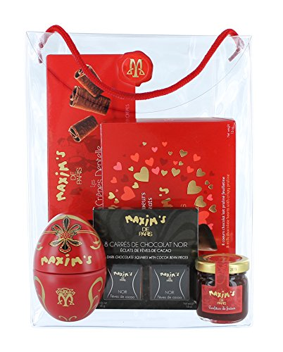 Maxims-de-Paris-Gourmet-French-Chocolate-candies-Cookies-Squares-jam-5-products-Gift-basket-195oz-555g