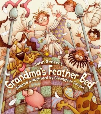 Grandma's Feather Bed[GRANDMAS FEATHER BED][Paperback]