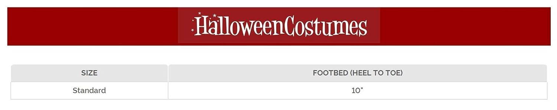 Fun Costumes Womens Caveman Funny Feet Slippers