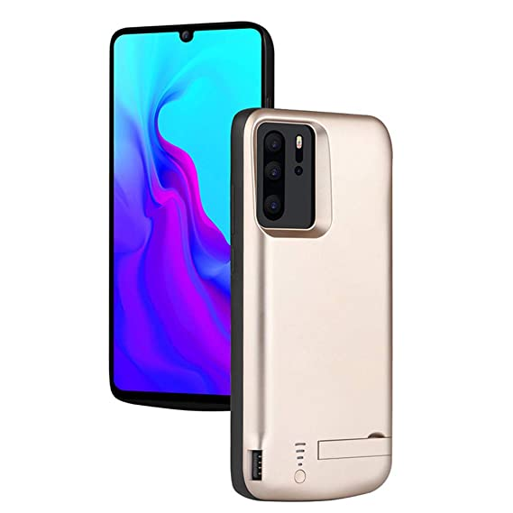 the best attitude 31a93 788bf Amazon.com: ZhanTing for Huawei P30 Pro Battery Case Soft Silicone ...