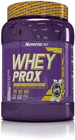 Nutrytec Whey Prox Platinum, Sabor a Cookies - 1000 gr ...