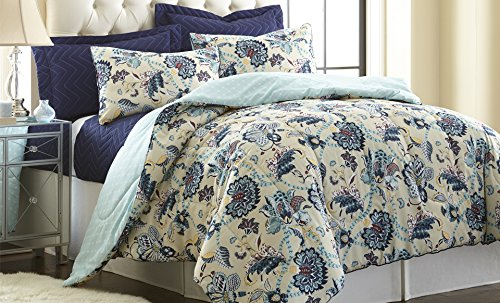6-PIECE COMFORTER-COVERLET SETS HOPE KING