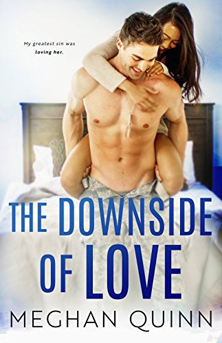 The Downside of Love (The Blue Line Duet Book 2) cover