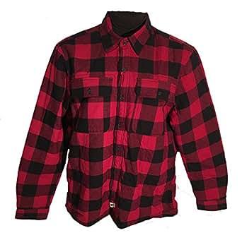 Boston Traders Men S Flannel Jacket Shirt With Fleece