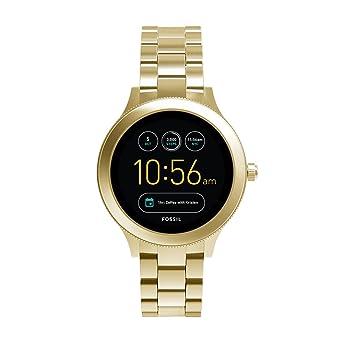 Amazon.com: Fossil Gen 3 Venture Reloj inteligente de acero ...