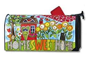 MailWraps Sweet Home Mailbox Cover #01601