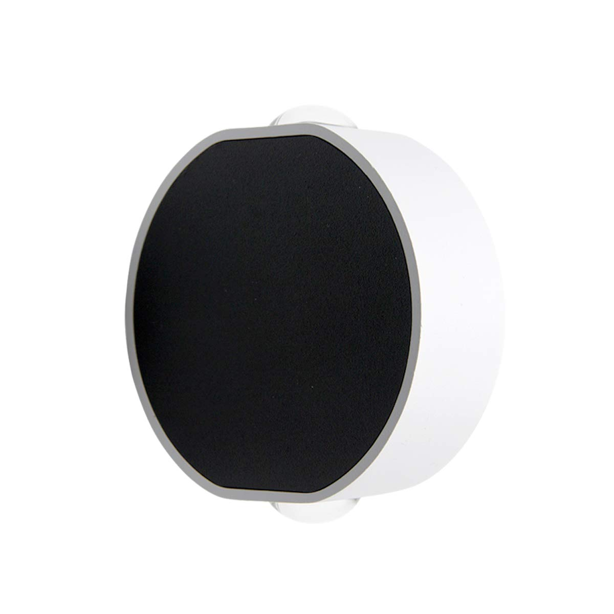 CHMPH 10W LED Wall Lights Wall Lamps Wall Sconce Indoor Lighting Bedroom Corridor Stairs 3000K Warm White Light 10X3.5CM Aluminum up/Down Design (White+Black)