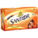 Santoor Sandal and Turmeric Soap 150g
