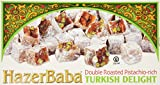 Hazer Baba Turkish Delight Double Roasted Pistachio-rich 350 g (12.25 oz)